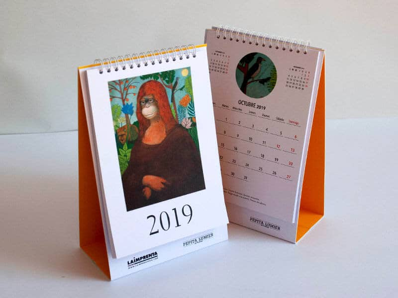 octubre calendario