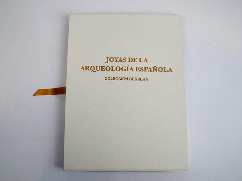 oyas de la Arqueología Española. Colección Cervera