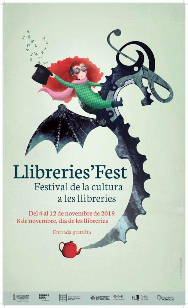 Día de las Librerías Valencia