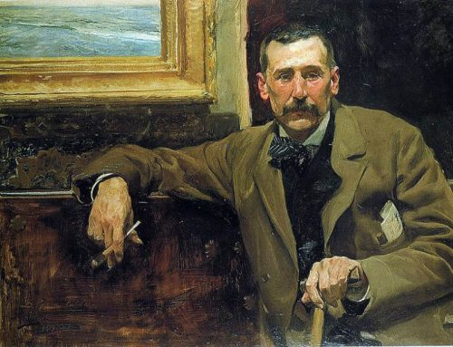 Una exposición conmemora el centenario de Benito Pérez Galdós