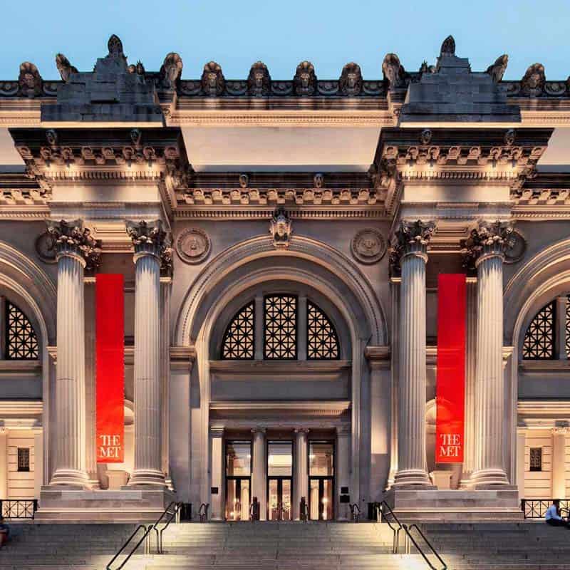 The Met 150