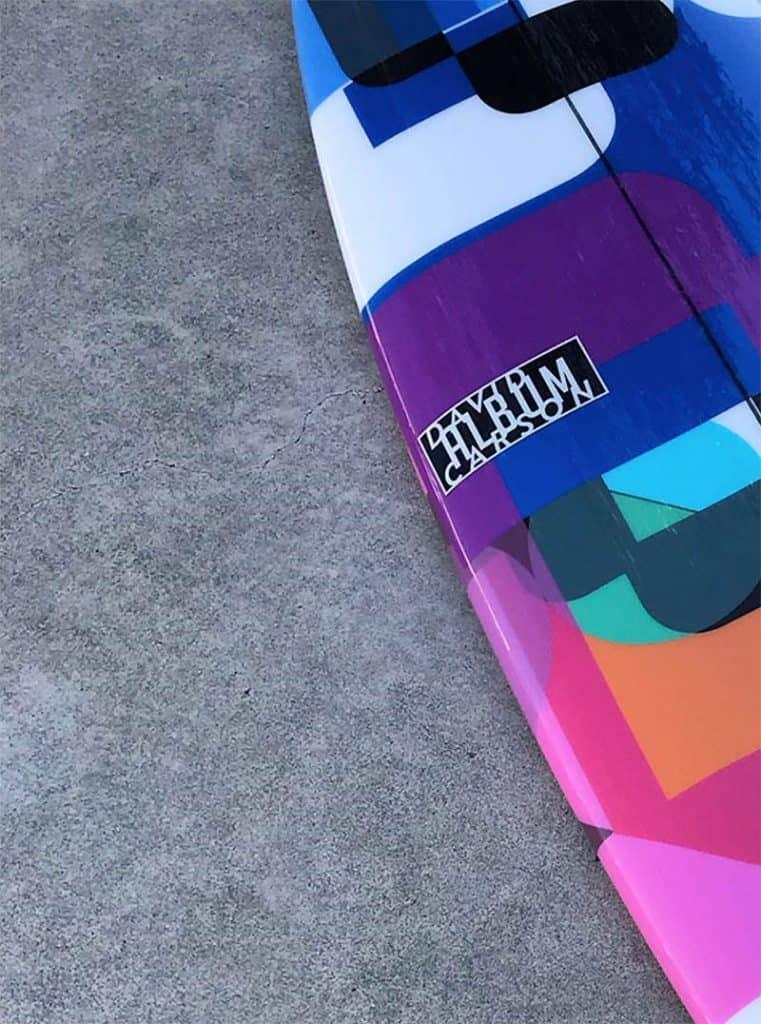 tabla surf carson