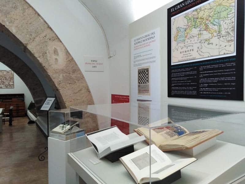 ajedrez museo imprenta