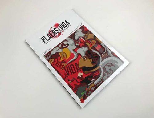 PLAERSdelaVIDA nueva imagen para la revista gastronómica