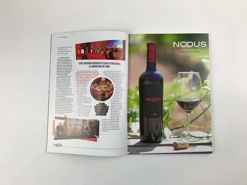 imprimir revista vinos