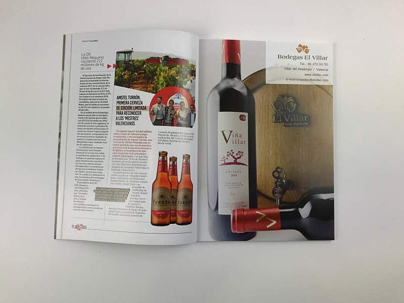 revista vinos