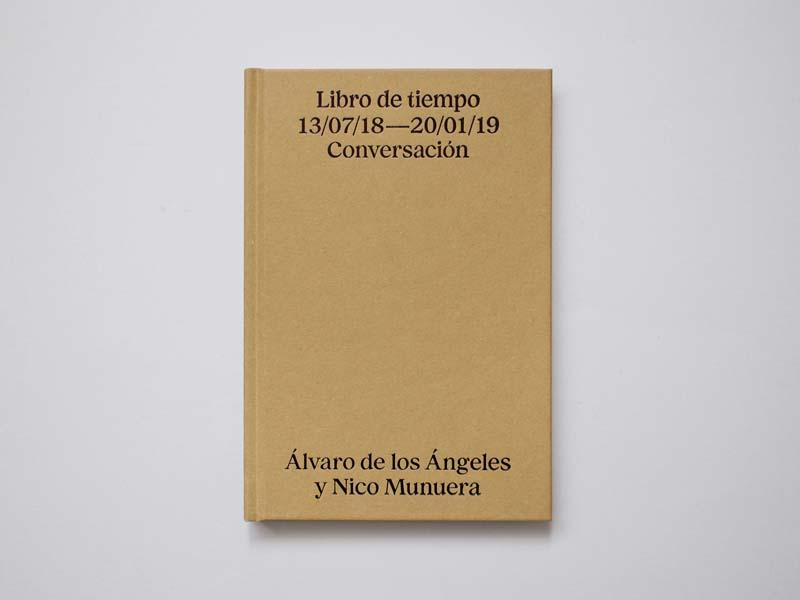 libro de tiempo