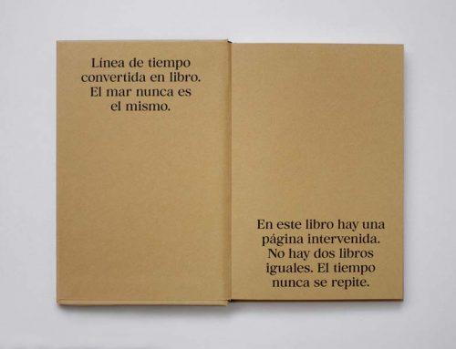 """Imprimimos para La documental el """"Libro de tiempo 13/07/18 – 20/01/19"""""""