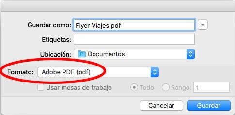 exportar illustrator a pdf paso 1