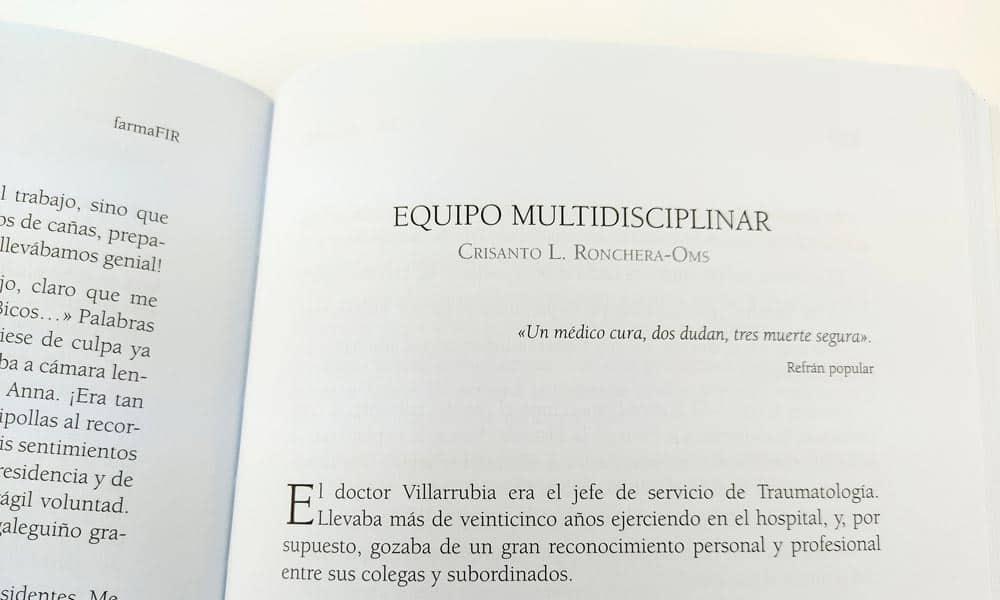 Uso de tipografías en libros ejemplo 8