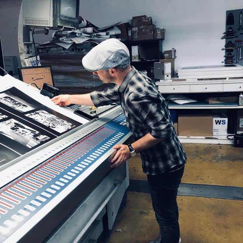 david monceau la imprenta cg