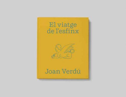El viatge de l'esfinx, un cuento inédito de Joan Verdú