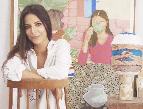 El verano llega a nuestro calendario con Azucena González