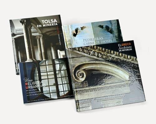 ejemplo de libros publicados con nosotros