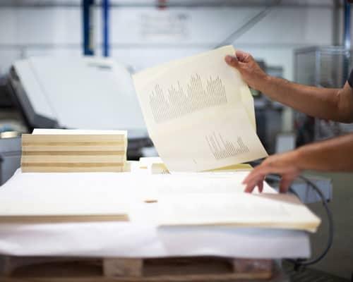proceso de fabricación de libros