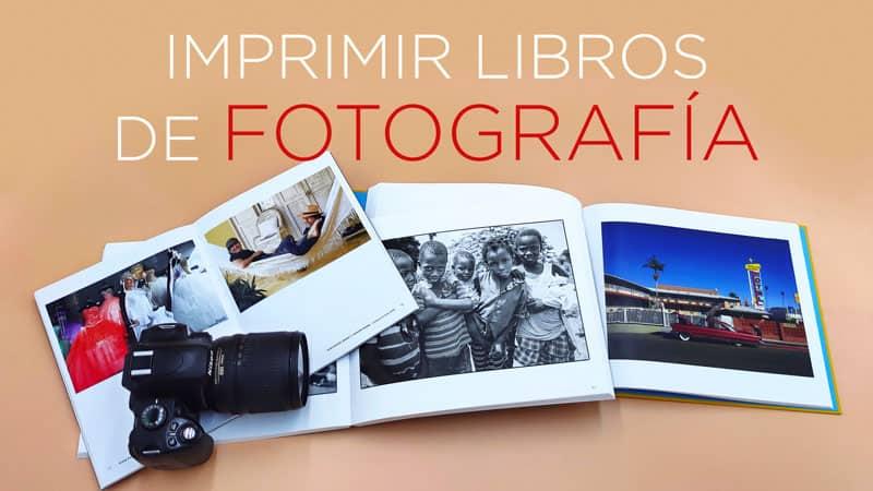Libros de Fotografía precios de imprenta