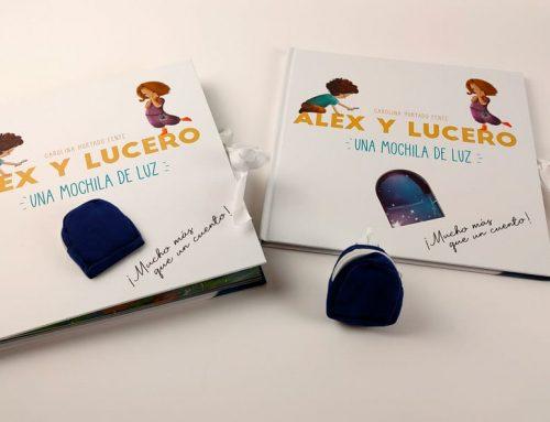 Alex y Lucero: un cuento de conciencia ecológica que conecta con tus raíces
