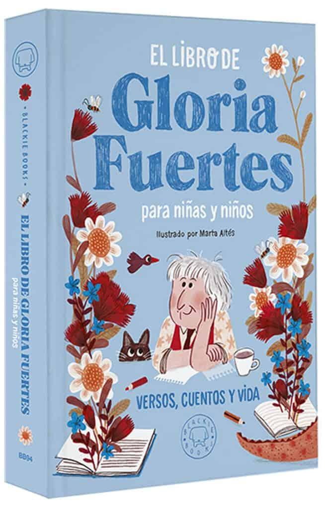 Libro Gloria Fuertes