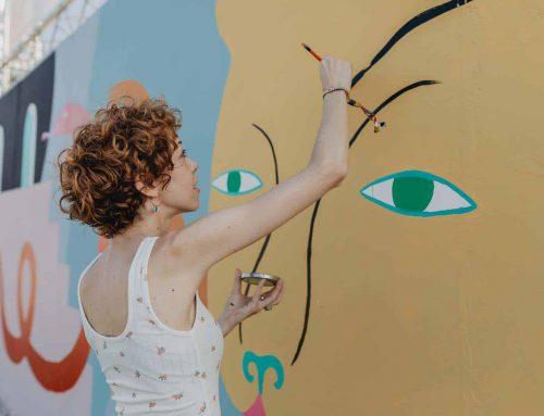 El estilo inconfundible de Belén Segarra ilustra nuestro mes de septiembre