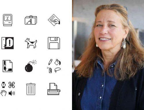Susan Kare, la diseñadora de iconos que humanizó al ordenador