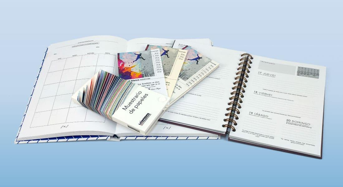 papeles recomendados para agendas