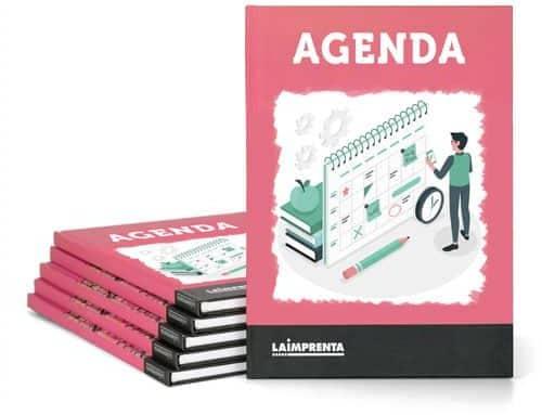 Imprimir agendas personalizadas con la máxima calidad