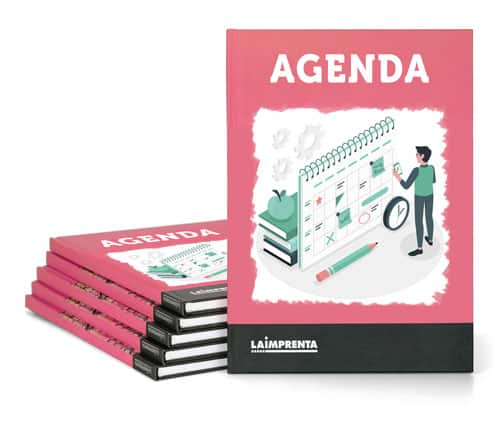 imprimir agendas personalizadas
