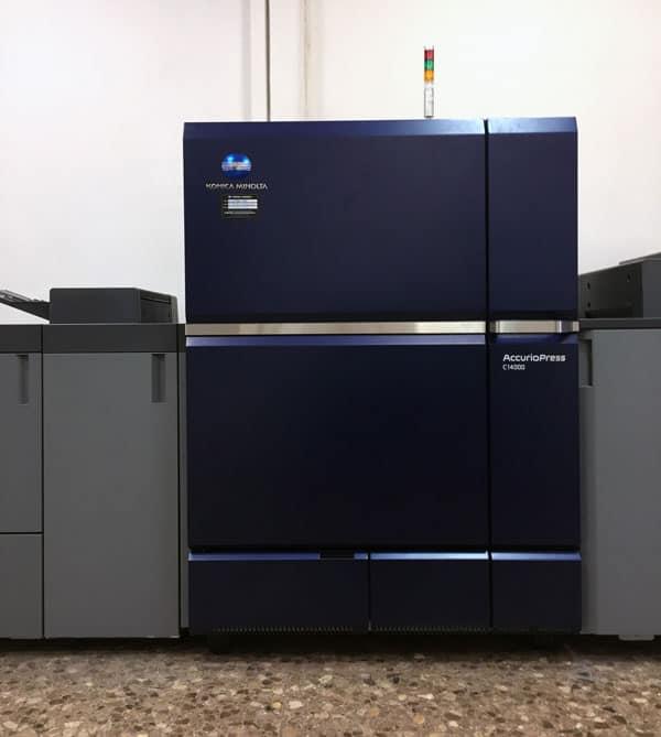 imprimir online con Konica
