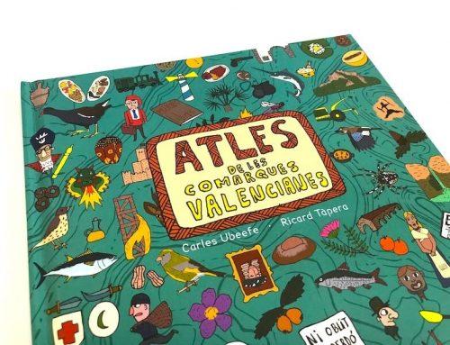 Un atles il·lustrat per a conéixer les comarques valencianes