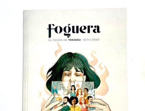 Foguera, una revista de cultura emergent que recupera el gust de llegir en paper