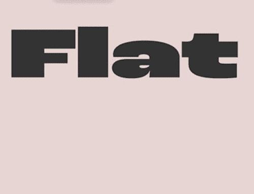 FLAT MAGAZINE: una nueva revista de arquitectura, diseño y arte