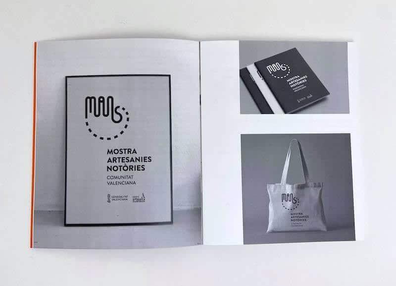 mans impresión catálogo