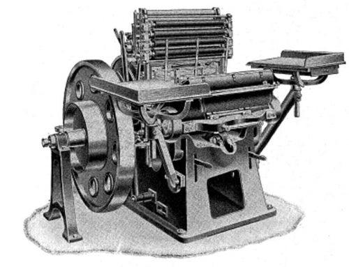 El Sr. Roig y la pequeña historia de una imprenta de pueblo