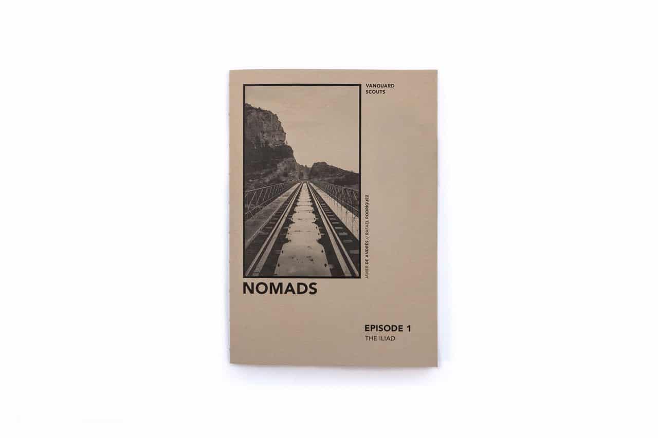 Libro de fotografia Nomads 1