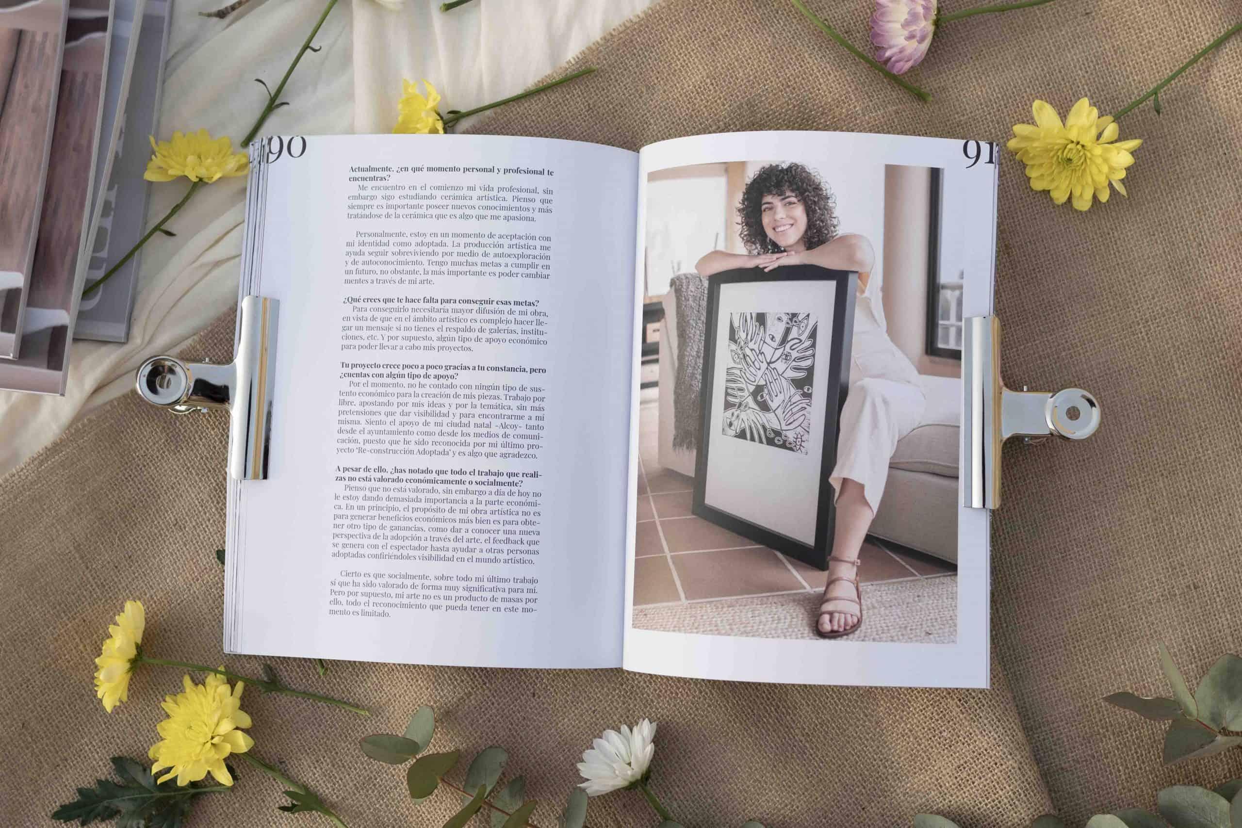 pagina interior