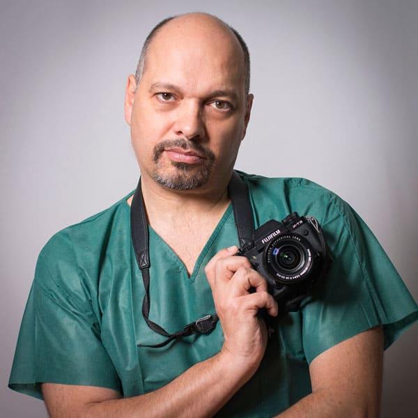 Fran Fernández, autor del libro de fotografía