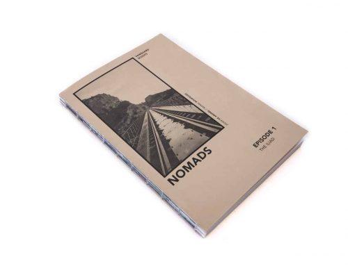 Nomads, un fotolibro que explora el carácter viajero de la condición humana