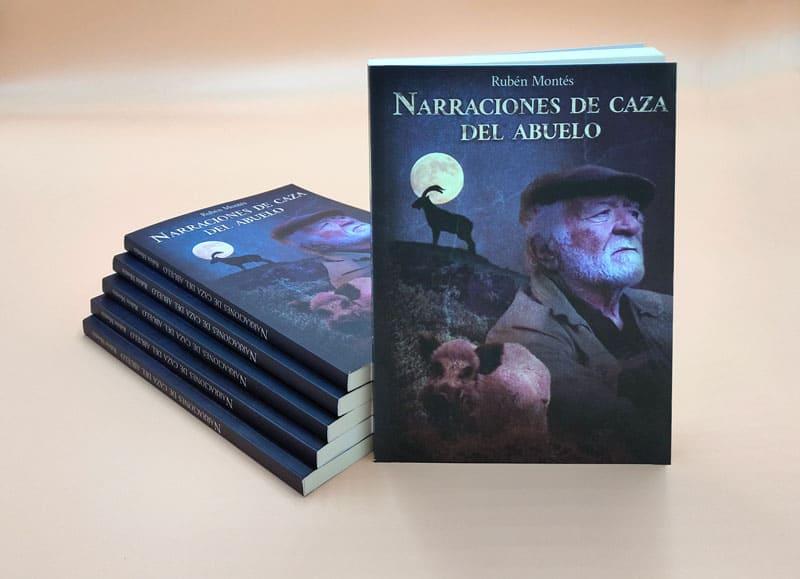 narraciones de caza del abuelo libro de relatos