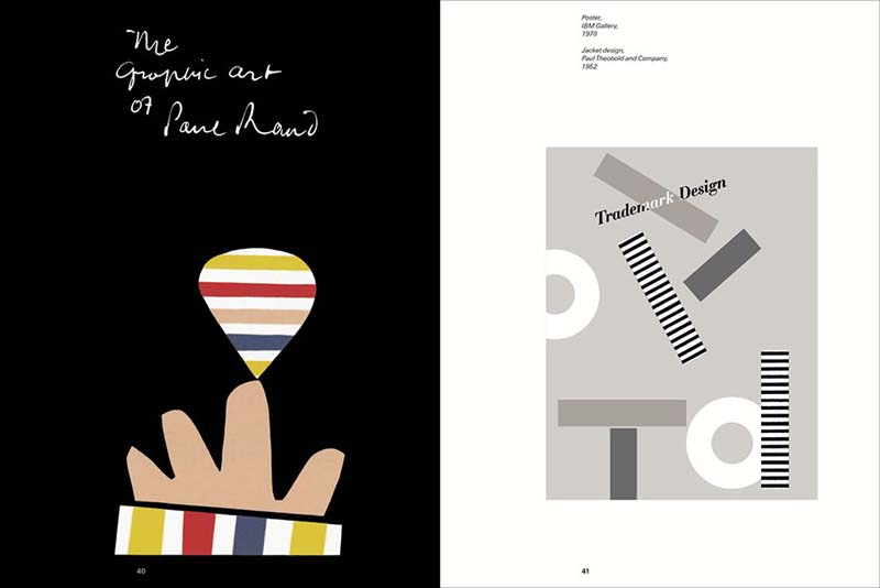 Paul Rand diseño
