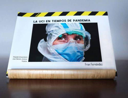 Un fotolibro rinde homenaje al personal sanitario en tiempos de pandemia