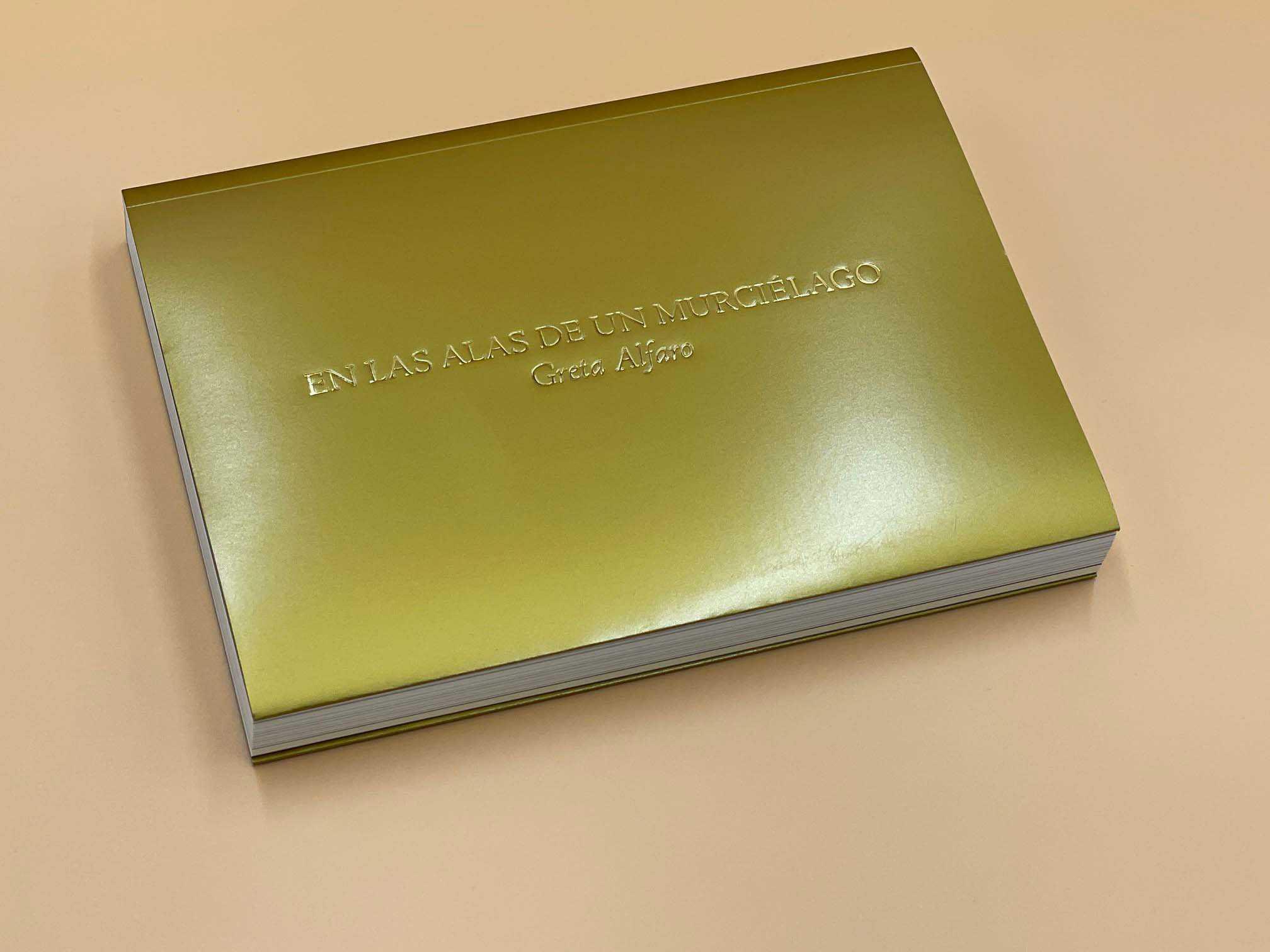 greta alfaro catálogo libro