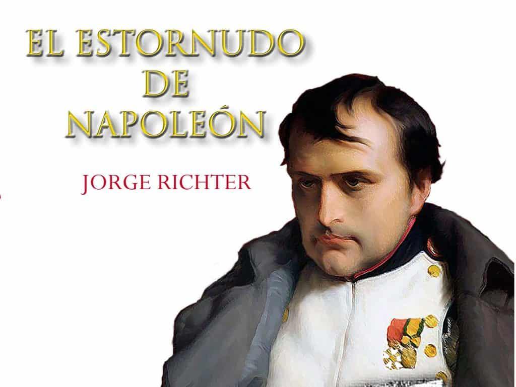 libro el estornudo de napoleon