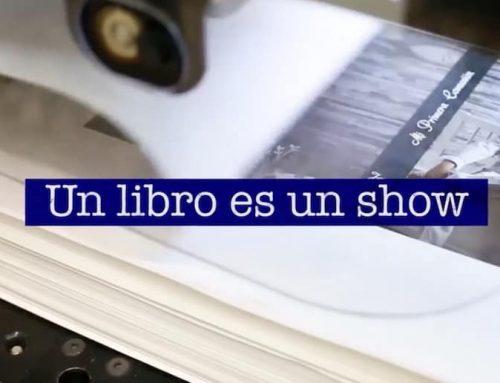 Un libro es un Show