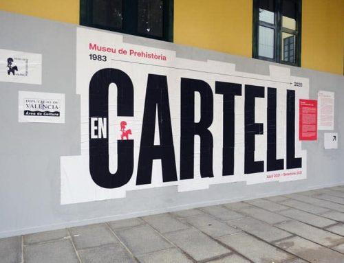 El Museo de Prehistoria de Valencia muestra sus carteles desde 1983