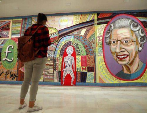 London Calling en la Fundación Bancaja: el arte británico más actual