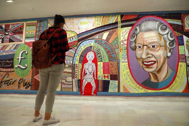 London Calling exposición