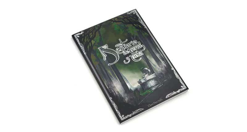 Portada del libro ilustrado Bestiario de tierra y tinta