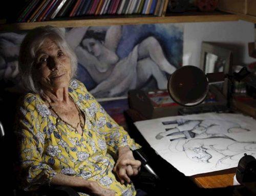 Viví Escrivá, cuatro décadas ilustrando libros infantiles
