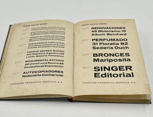 La exquisitez contenida en un catálogo de tipografía