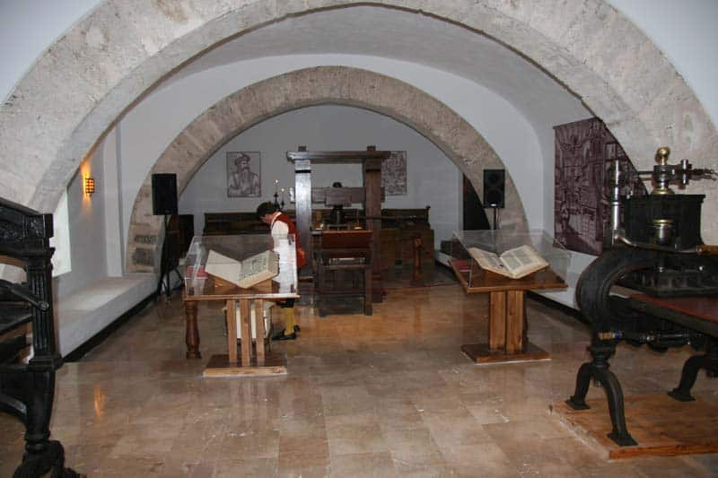 biblia de gutenberg el puig